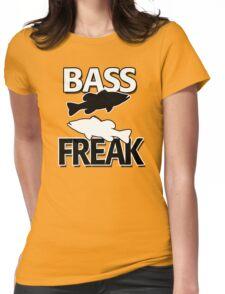 Bass Freak T-Shirt Womens Fitted T-Shirt