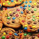 M & M Cookies!!! by kellimays