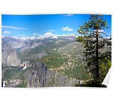 Vast Yosemite Poster