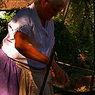 Mamma's Making Soap by HeavenlyCanvas