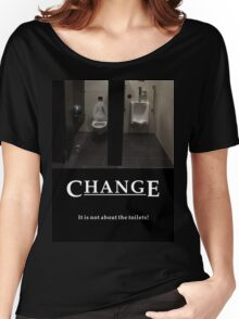 Life's Lesson 10 - Change Women's Relaxed Fit T-Shirt