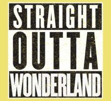 Wonderland Represent! Kids Clothes