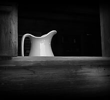 The White Pitcher by HeavenlyCanvas
