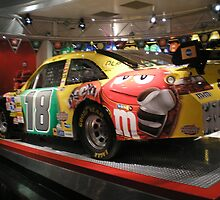 M&M Classic Car by AuntieBarbie
