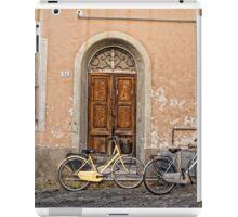 Pair of Bicycles iPad Case/Skin