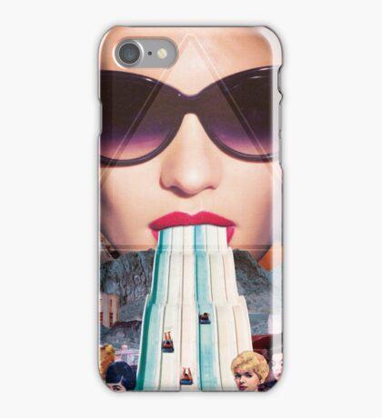 Pool Side  iPhone Case/Skin