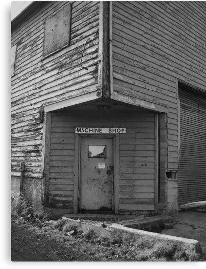 Machine shop by arawak