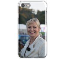Carol Kirkwood BBC iPhone Case/Skin