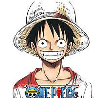 One Piece Luffy by SphinxyElpadre