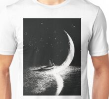 Arrival At Moonlight Unisex T-Shirt