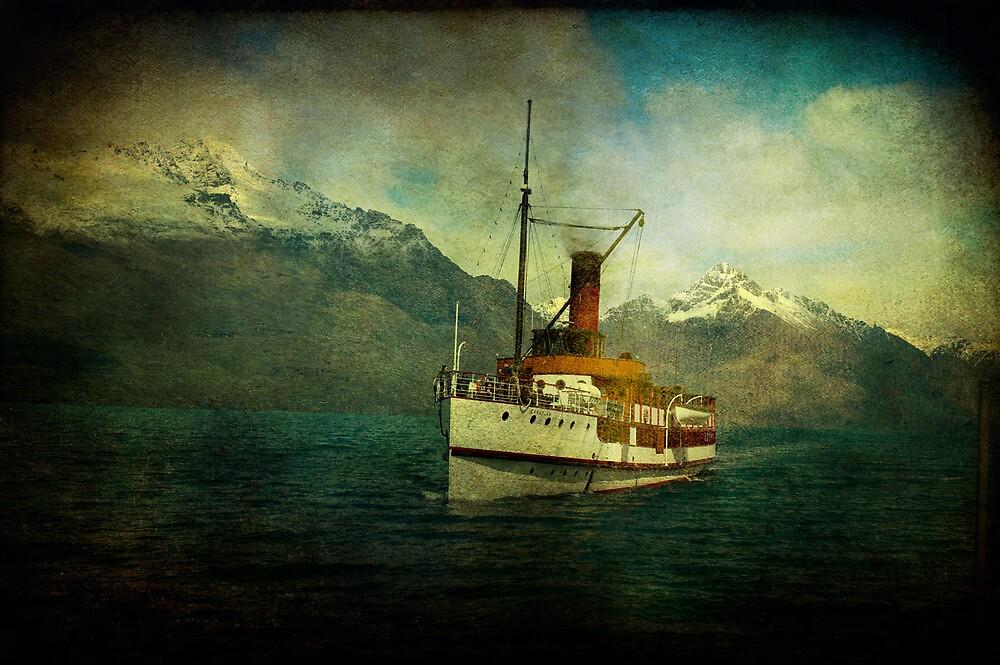 SS Ernslaw by Sue Wickham