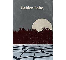 Reiden Lake (fringe) Photographic Print