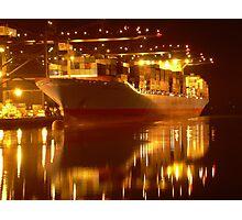 Tacoma Port Photographic Print
