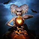 Queen of halloween by jadekart