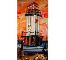 Light House Photographic Print