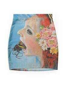 Resurrection Mini Skirt