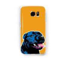 Blue Staffie Samsung Galaxy Case/Skin