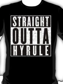 Hylian with Attitude T-Shirt