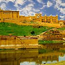 Amber Fort by Mukesh Srivastava