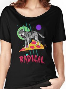 So Radical Women's Relaxed Fit T-Shirt