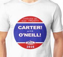 Carter - O'Neill for President Unisex T-Shirt