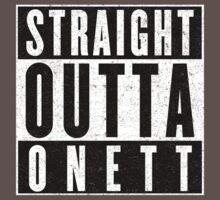 Onett Represent! One Piece - Short Sleeve