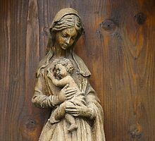 Mary And Jesus by Mythos57