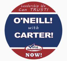 O'Neill - Carter for President by Quatrosales