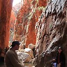 Standley Chasm 2 by Cheryl Parkes