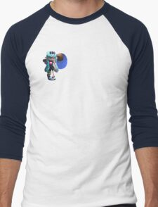 Galaxy Inkling Men's Baseball ¾ T-Shirt