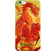 The Toaster Dragon iPhone Case/Skin
