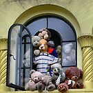 The Great Teddy Bear Escape ( 2 ) by cullodenmist