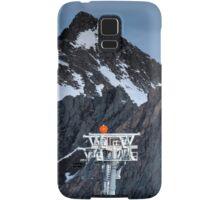 Winter on Kitzsteinhorn 92 Samsung Galaxy Case/Skin