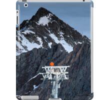 Winter on Kitzsteinhorn 92 iPad Case/Skin