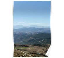 Italian Landscape - Abruzzo Poster