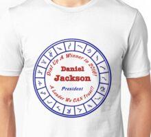 Daniel Jackson For President Unisex T-Shirt