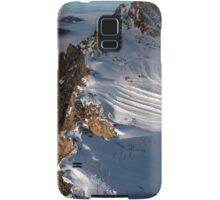 Winter on Kitzsteinhorn 93 Samsung Galaxy Case/Skin