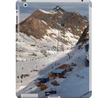 Winter on Kitzsteinhorn 94 iPad Case/Skin