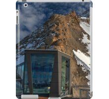 Winter on Kitzsteinhorn 95 iPad Case/Skin