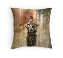 Imperator Furiosa Throw Pillow