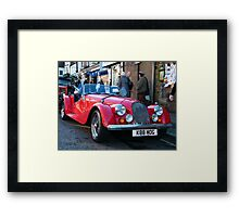 War Weekend at Pickering UK 17 Framed Print