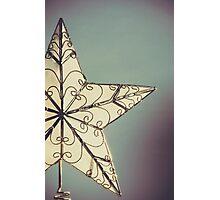 Holiday Star Photographic Print