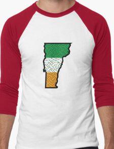 Irish VT (with knotting) Men's Baseball ¾ T-Shirt