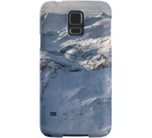 Winter on Kitzsteinhorn 97 Samsung Galaxy Case/Skin