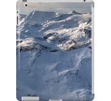 Winter on Kitzsteinhorn 97 iPad Case/Skin