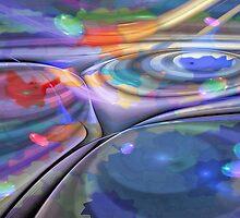 Color, Shape, Crazy by Robert Douglas