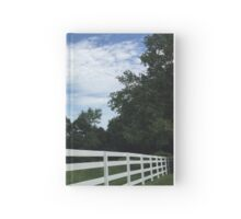 Fence Sky Hardcover Journal