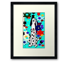 The party animal Framed Print