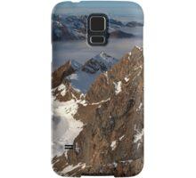 Winter on Kitzsteinhorn 100 Samsung Galaxy Case/Skin