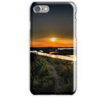 Stroud Sunset iPhone Case/Skin